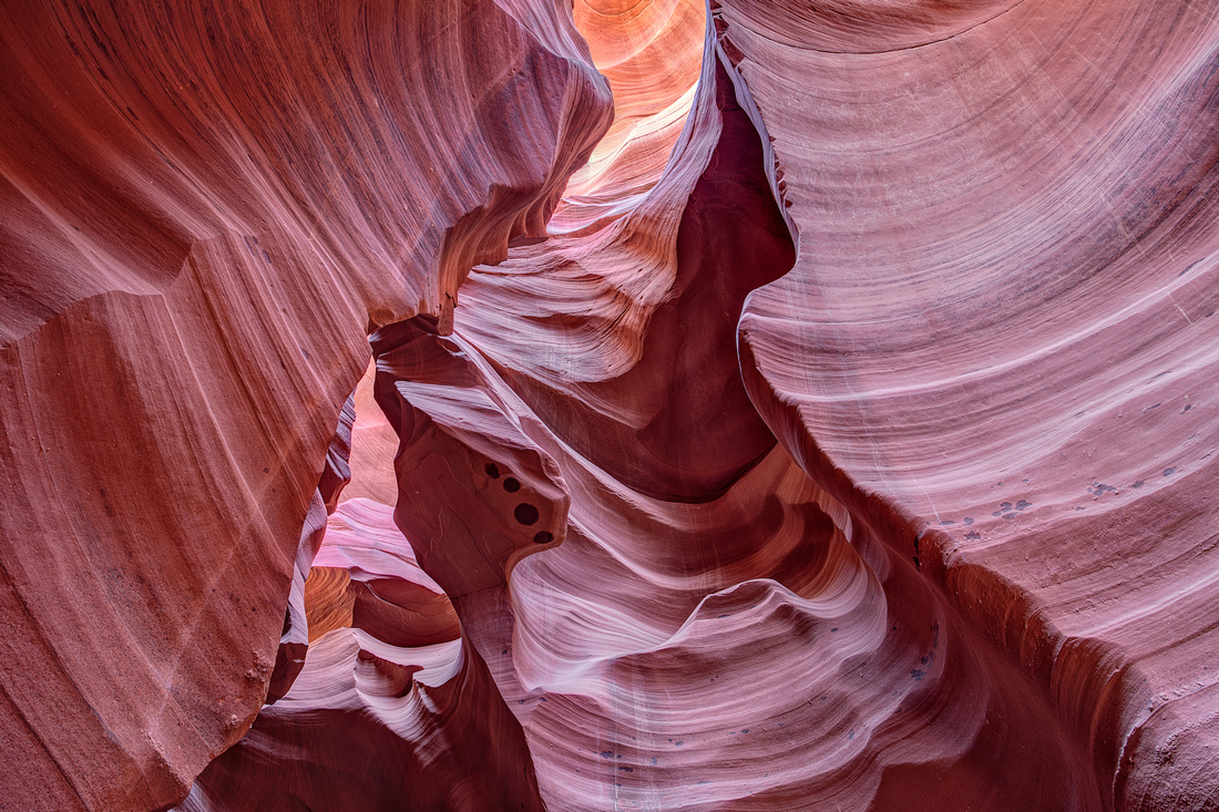 Lower Antelope Canyon - Page Arizona