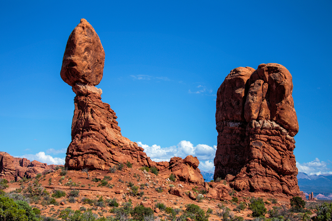 Arches National Park - Balanced Rock